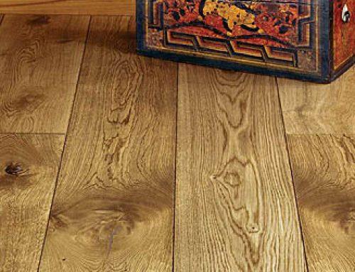 The BIGGEST Engineered Hardwood Floor in the World