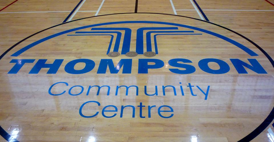 Thompson Community Centre Gymnasium
