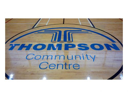 Thompson Community Centre Gymnasium