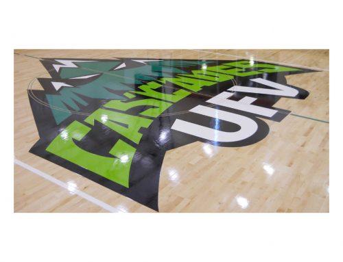 UFV Cascades Gymnasium