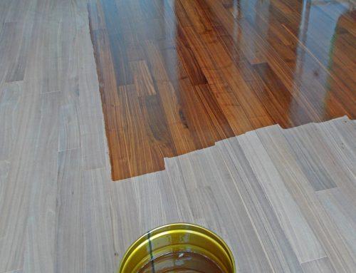 Choosing the Right Finish for Your Hardwood Flooring